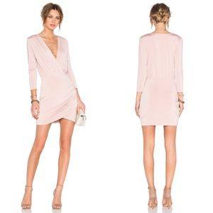 Lovers + Friends NWT Love Happy Mini Dress Pink